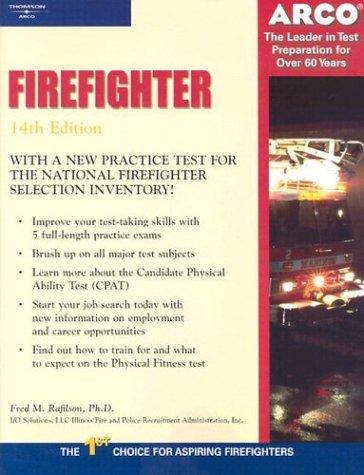 Master the Firefighter Exam, 14/E 9780768910117