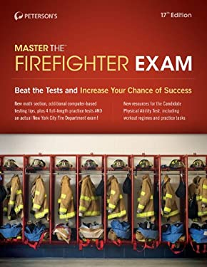 Master the Firefighter Exam 9780768937510