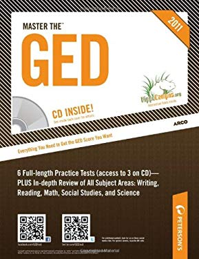 Peterson's Master the GED [With CDROM]