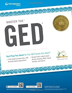 Peterson's Master the GED