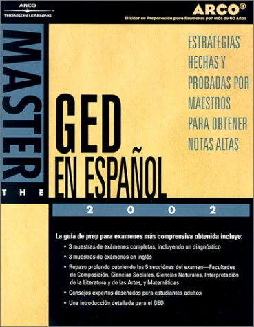 Master the GED En Espanol 2002