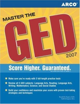 Master the GED 9780768923155