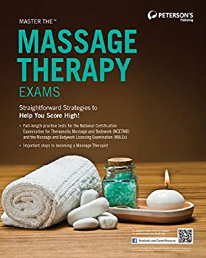Master the Massage Therapy Exams 9780768933109