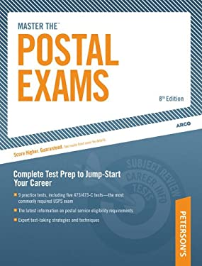 Master the Postal Exams 9780768927160