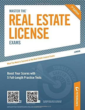 Peterson's Master the Real Estate License Exams 9780768928204