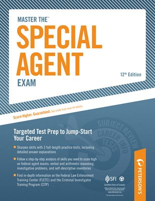 Master the Special Agent Exam 9780768927955