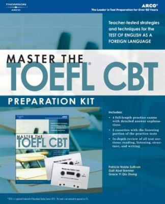 Master the TOEFL Preparation Kit [With BookWith Cassettes] 9780768914771