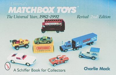 Matchbox*r Toys: The Tyco Years 1993-1994 9780764307713
