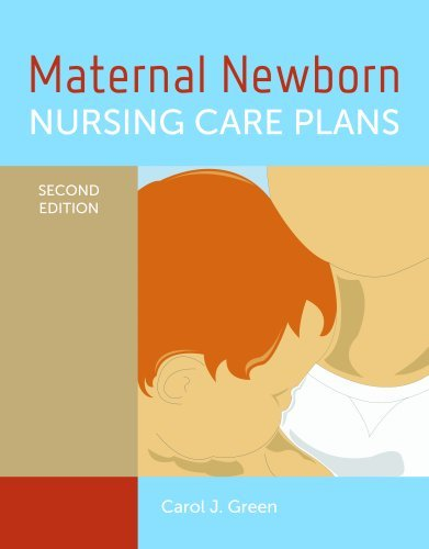 Maternal Newborn Nursing Care Plans 9780763777425