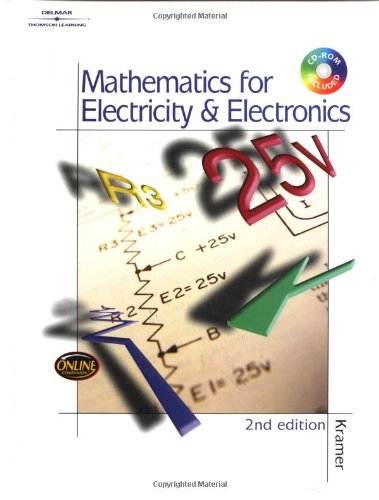 Mathematics for Electricity & Electronics [With CDROM] 9780766827011