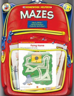 Mazes, Grades PreK-1 9780768206869
