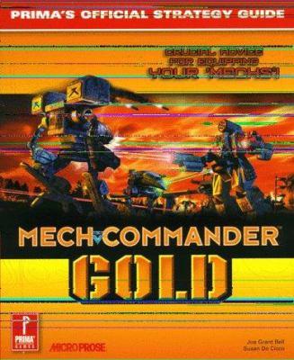 MechCommander Gold 9780761522270