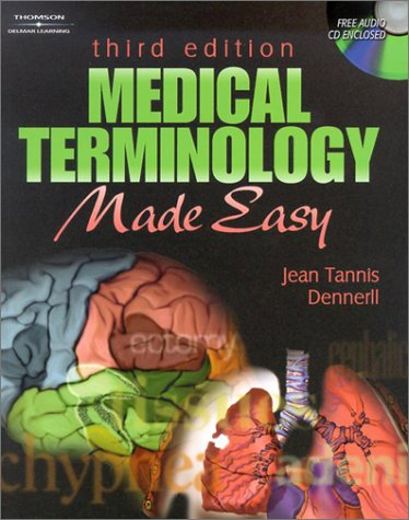 Medical Terminology Made Easy [With CDROMWith CD] 9780766826731