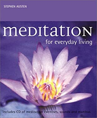 Meditation for Everyday Living: With Audio Compact Disc 9780764175510