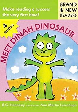 Meet Dinah Dinosaur: Brand New Readers 9780763611132
