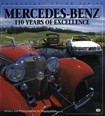 Mercedes-Benz: 110 Years of Excellence 9780760300466
