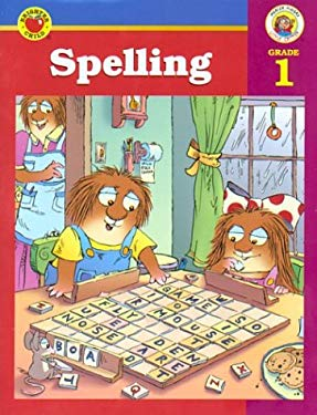 Mercer Mayer Spelling, Grade 1 9780769630410