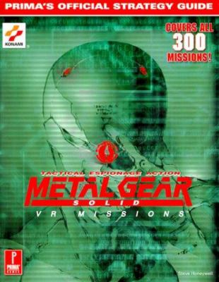 Metal Gear Solid: VR Missions 9780761525028