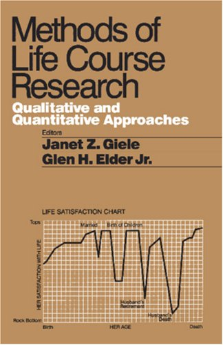 Methods of Life Course Research: Qualitative and Quantitative Approaches 9780761914372