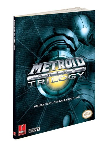 Metroid Prime Trilogy 9780761563228