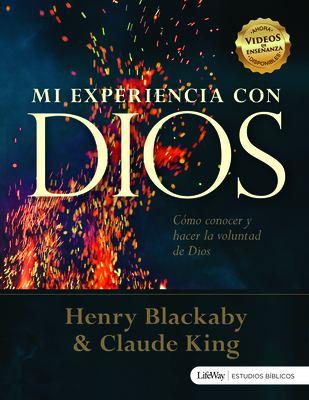 Mi Experiencia Con Dios Libro Para el Disciulo = Experiencing God Member's Workbook 9780767323697