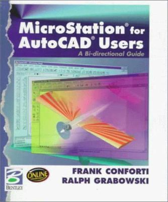 MicroStation for AutoCAD Users 9780766806566