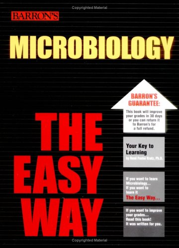 Microbiology the Easy Way 9780764128455
