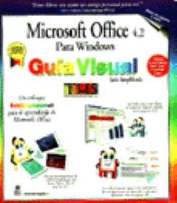 Microsoft Office 4.2 Simplificado 9780764560149