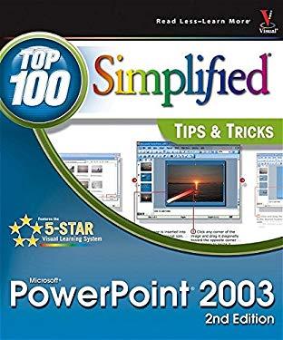 Microsoft PowerPoint 2003 9780764597824