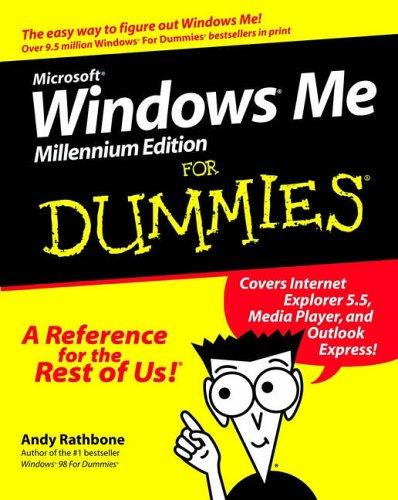 Microsoft Windows Me: Millennium Edition for Dummies 9780764507359
