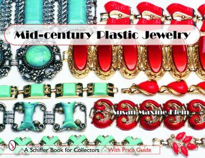 Mid-Century Plastic Jewelry 9780764322341