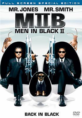 Miib: Men in Black II 9780767898812