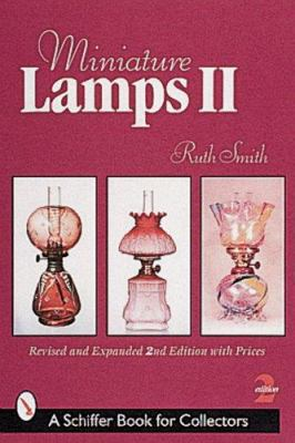 Miniature Lamps-II 9780764310942