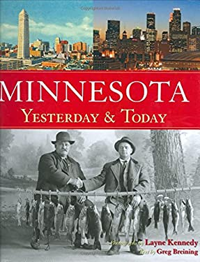 Minnesota Yesterday & Today 9780760326411