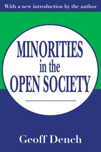 Minorities in the Open Society (Ppr) 9780765809797