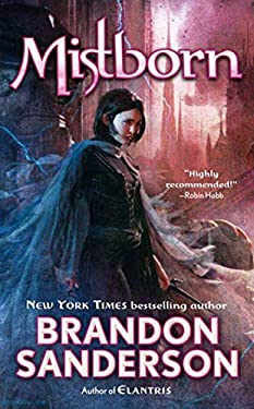 Mistborn: The Final Empire 9780765350381