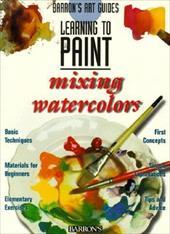 Mixing Watercolors 2932525