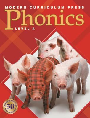 Modern Curriculum Press Phonics, Level A