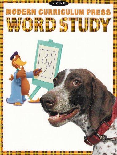 Modern Curriculum Press Word Study Level D