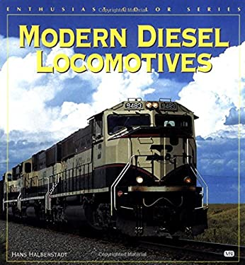 Modern Diesel Locomotives 9780760301999