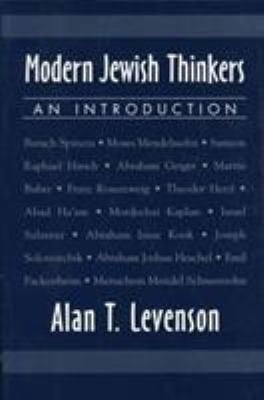 Modern Jewish Thinkers: An Introduction 9780765762115