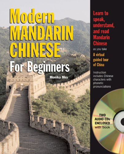 Modern Mandarin Chinese for Beginners [With 2 CDs] 9780764194566
