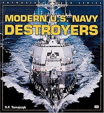 Modern U.S. Navy Destroyers 9780760308691
