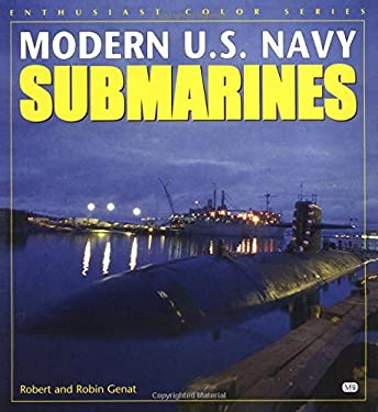 Modern U. S. Navy Submarines 9780760302767