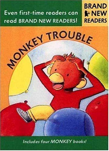 Monkey Trouble 9780763607715