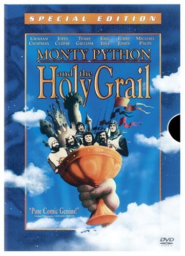 Monty Python and the Holy Grail 9780767853521
