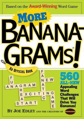 More Bananagrams!: An Official Book 9780761158431