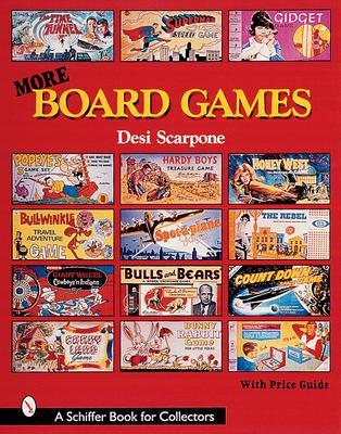 More Board Games 9780764311611
