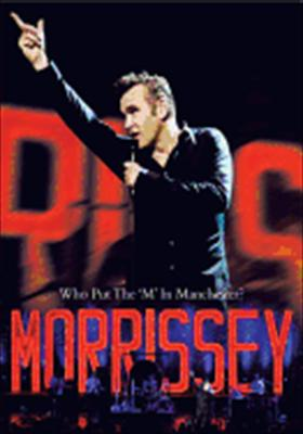 Morrissey: Who Put the 'm' in Manchester?