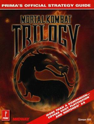 Mortal Kombat Trilogy Official Game Secrets 9780761507321